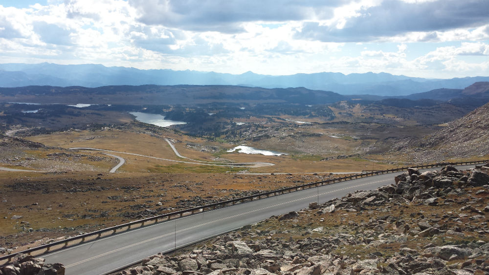 Other Side of Beartooth Pass