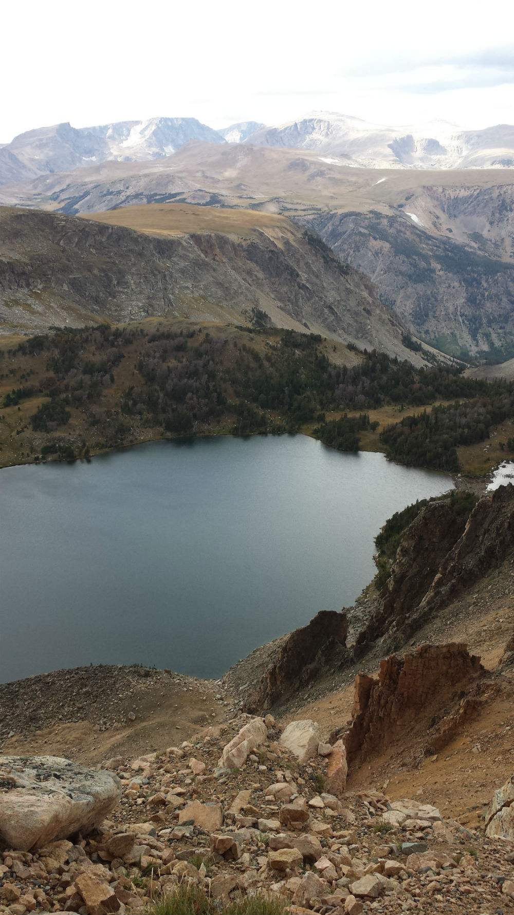 beartooth lake
